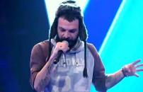 O Ses Türkiye Zeo Jaweed 'Üfle' Performansı