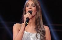O Ses Türkiye Karima Gouit 'Ada Sahillerinde Bekliyorum' Performansı