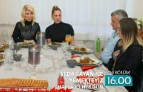 Yemekteyiz 12 Şubat bölümünün tanıtımı yayınlandı