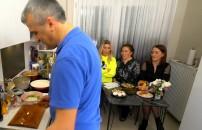 Yemekteyiz'in 11 Şubat 2020 bölümünde yarışan Ali Rıza Bey'in menüsünde neler var? İşte günün menüsü