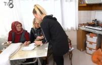 Yemekteyiz 12 Şubat bölümünde yarışan Zuhal Hanım kendi mutfak performansını beğenmedi