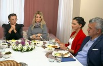 14 Şubat 2020   Seda Sayan ile Yemekteyiz Masada gergin anlar! Karşı karşıya geldiler
