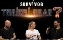Oğuzhan Uğur'la Survivor Tehlikeli Sular 1. Bölüm izle | İlk konuklar Sercan Yıldırım ve Evrim Keklik...