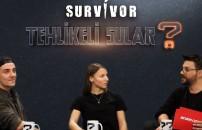 Oğuzhan Uğur'la Survivor Tehlikeli Sular 3. Bölüm izle |Konuklar Elif Gören ve Cemal Can Canseven