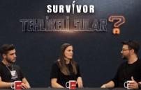 Oğuzhan Uğur'la Survivor Tehlikeli Sular 4. Bölüm izle |Konuklar Burak Yurdugör ve Şaziye İvegin Üner