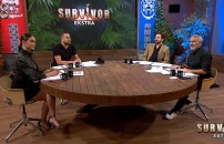 Survivor Ekstra'da Murat Özarı, kendisi için öne çıkan yarışmacıyı açıkladı: Bence Survivor tarihine geçecek