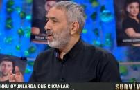 Survivor Ekstra'nın ünlü yorumcusu Murat Özarı Ünlüler takımının iddialı ismi Uğur Pektaş'ı eleştirdi
