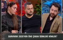 Survivor Esktra'da Semih Öztürk Survivor 2020'deki favorisini açıkladı! Semih Öztürk için kim öne çıkıyor?