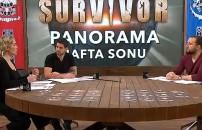Survivor Panorama Hafta Sonu yorumcularından Sema Aydemir Aycan ve Derya arasındaki tartışmayı değerlendirdi
