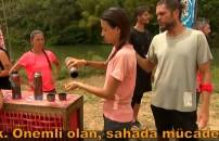 25 Şubat 2020 Survivor 2020'deki iletişim oyununda Tuğba Melis Türk'ün isteksiz tavrına takımdan büyük tepki!