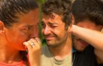 25 Şubat 2020 Survivor 2020 8. bölümde iletişim oyunu öncesi bütün yarışmacılar gözyaşlarına boğuldu!