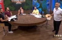 Survivor 2020 | Survivor Ekstra'da Murat Özarı ile Semih Öztürk, Berkan'ın canlandırmasını yaptı!