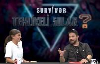 Oğuzhan Uğur'la Survivor Tehlikeli Sular 8. Bölüm - Konuk: Fatma Günaydın, UrasBenlioğlu, İsmail Baki Tuncer