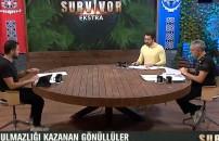 Survivor Ekstra canlı yayınında olay yorum: Hesapta 'Beyin Fırtınası' yapıyorlar ama bu ne ya!