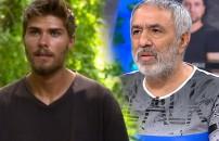 Survivor Ekstra'da Murat Özarı'dan Barış açıklaması: Barış yine geceye damga vurdu