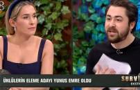 Sema Aydemir Survivor Ekstra'da yorumladı: Çocuğun enerjisi öyle kötü niyetli değil