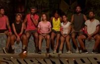Survivor 2020 Ünlüler Gönüllüler - Kırılma Anları | Parviz ile Ezgi eleme adayı çıktı