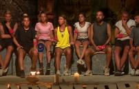 Survivor 2020 Ünlüler Gönüllüler - Kırılma Anları | Survivor Ezgi'nin adaya vedası