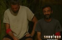 Herkesin merak ettiği soru: Survivor Mert, adaya veda eden Ersin'le konuştu mu?