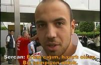 Survivor'da Acun Ilıcalı, Sercan ile olan 10 yıllık Bursaspor anısını paylaştı!