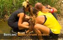 Sercan, Berkan'ı yendiği oyun sonrası gözyaşlarını tutamadı