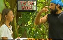 TV'de YOK | Elif'in hayali keki Yasin'i nefessiz bıraktı! Survivor'da güldüren anlar...