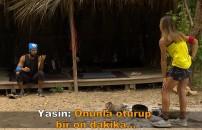 Survivor 2020 Ünlüler Gönüllüler | TV'DE YOK - Yasin: Kimse kimseyi kandırmasın