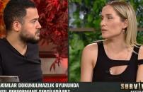 14 Haziran 2020 Survivor Ekstra'da Sema Aydemir, o olaya dikkat çekti ve: Gülüşüyorlardı, ne kadar ilginç!