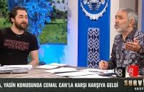 22 Haziran 2020 Survivor Ekstra stüdyosunda hararetli tartışma! Cemal Can ile Nisa arasında sorun mu var?