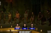 Survivor 2020 Ünlüler Gönüllüler 30 Haziran 2020 | Survivor'da adaya kim veda etti?