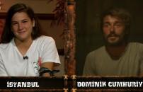 Survivor 2020 | Yüzleşmede Nisa, Cemal Can ile olan kolye olayını açıkladı: Yalan söylemedim