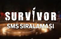 9 Mart 2021 Survivor SMS sıralaması belli oldu | İşte Survivor 9. hafta Exxen oy sıralaması