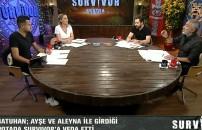 Survivor'da Batuhan'ın vedasını yorumladı: Bir kadının şampiyonluk sinyalleri veriliyor