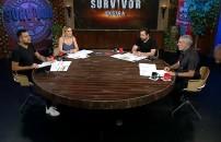 Survivor Ekstra masasında Dora değerlendirmesi! Nasıl bir Survivor geçirdi?