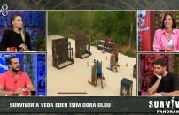 Survivor Panorama ekibi, Dora'nın elenmesini yorumladı!
