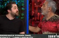 Survivor Ekstra'da konuşan Semih Öztürk'ten İsmail'e sert tepki! 'Sen hiçbir zaman takımı düşünmedin...'