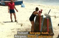 Survivor Türkiye 2021 - 22 Haziran - 126. Bölüm | İsmail'den Aleyna'ya tepki