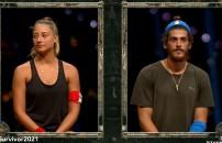 Survivor Türkiye 2021 - 24 Haziran - 128. Bölüm   İşte Survivor'a 4. olarak veda eden isim