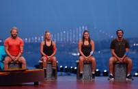 Survivor Türkiye 2021 - 24 Haziran - 128. Bölüm   İşte yarı final dörtlüsünün ilk düşünceleri