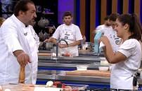 MasterChef Türkiye 25 Eylül 2021 | Azize'nin peynirle imtihanı güldürdü