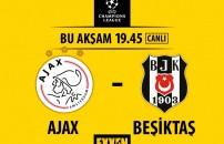 Ajax-Beşiktaş maçını Candaş Tolga Işık ile Göktuğ Sevinçli yorumlayacak