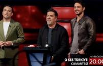 O Ses Türkiye'nin yeni bölüm tanıtımı yayınlandı