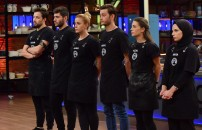 MasterChef Türkiye 24 Ekim 2021   İlk etabın sonrasında eleme gecesinin kazananları ve kaybedenleri belli oldu
