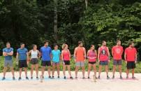 Survivor yıldızları parkura geldi! Yarışmacılara büyük sürpriz...