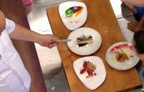 """Yasin ve Batuhan, Somer Şef'i şaşırttı! """"Kim yaptı bu tabağı?"""""""