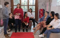 24 Ocak 2020 Doya Doya Moda yarışmacıları Yeşilçam konseptine hazırlandılar
