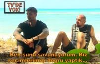 TV'de YOK | Survivor'da ödül oyunlarını kaybeden ünlüler takımından itiraf gibi sözler: Kendime yediremiyorum