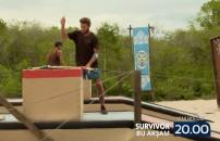 Survivor 2021 - 11 Nisan 2021 67. Bölüm Tanıtımı - 2. dokunulmazlık oyununu hangi takım kazanacak?