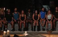 Survivor Türkiye 2021 - 10 Nisan - 66. bölüm - Haftanın ilk eleme adayı kim oldu?