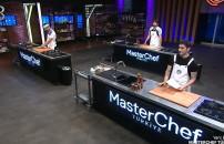 MasterChef Türkiye 25 Temmuz 2021   Üçlü düellolarda günün ikinci yemeği keş peynirli cevizli erişte oldu